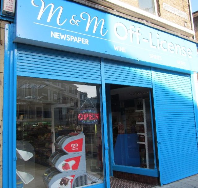 M and M Off Licence