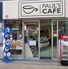 Paul's Cafe & Bar