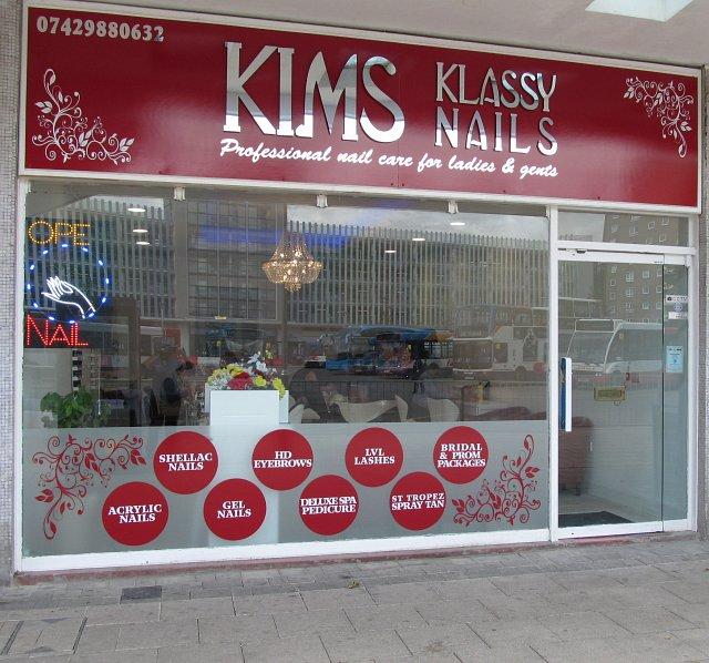 Love Bedford Businesses · Kims Klassy Nail Bar