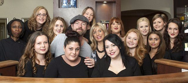 Love bedford businesses 5th avenue hair beauty spa for 5th avenue salon bedford