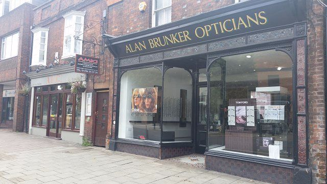 Alan Brunker Opticians