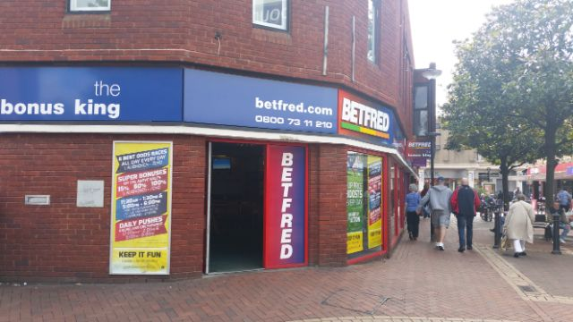 Betfred (Allhallows)
