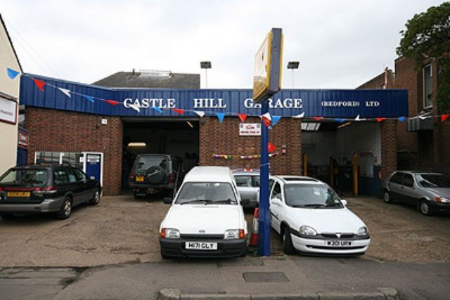 Castle Hill Garage