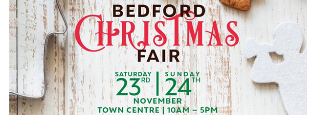 Christmas events in Bedford