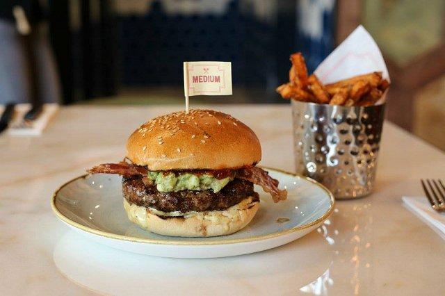 Gourmet Burger Kitchen Milton Keynes Reviews