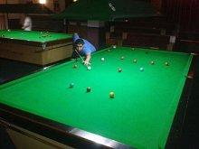 Greyfriars Snooker Club