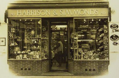 Harrison & Simmonds