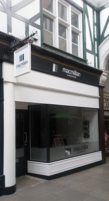 Macmillan Hairdressing