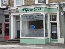 Molyneux Jones Family Funeral Directors