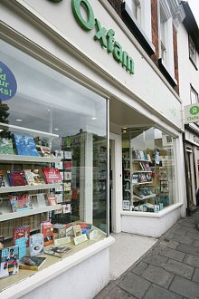 Oxfam Book Shop