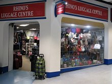 Rhino's Luggage Centre Ltd