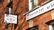 Sharman Law LLP