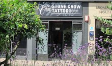 Stone Crow Tattoo