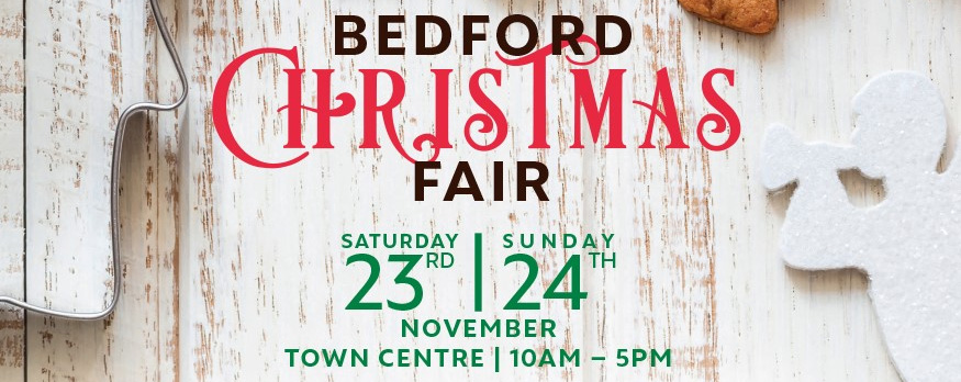 Christmas Event in Bedford Town Centre